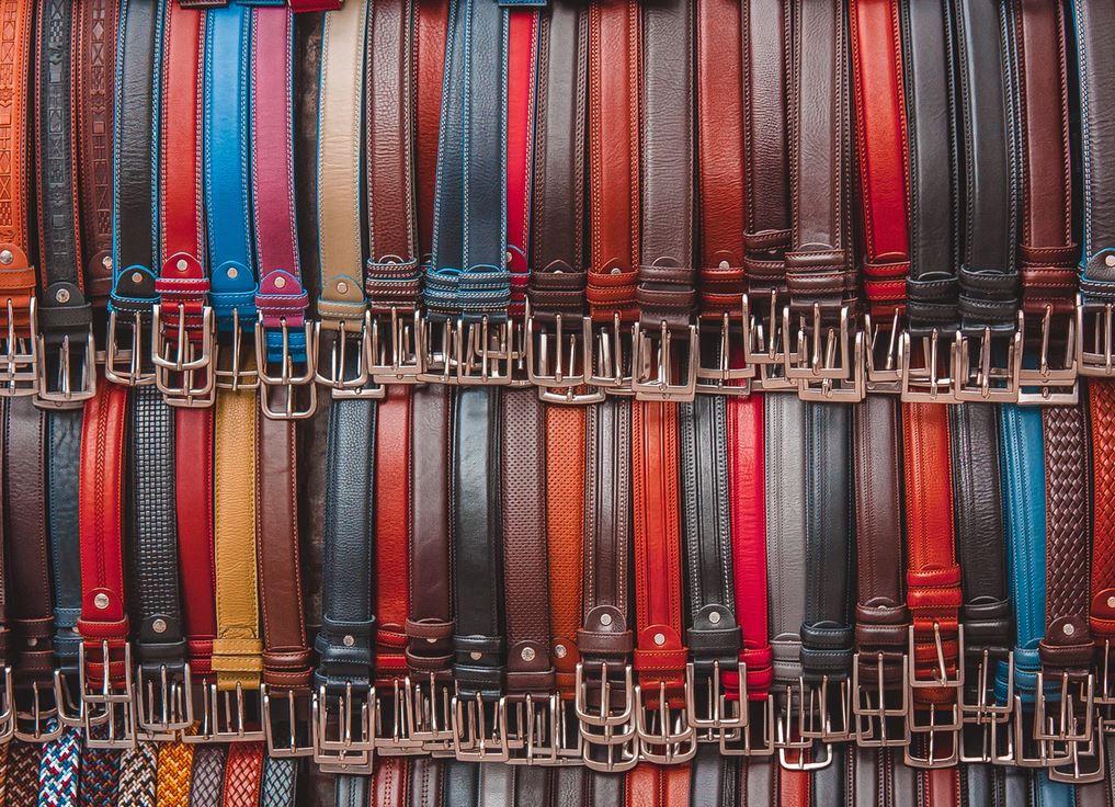 ceinture pour homme comparatif